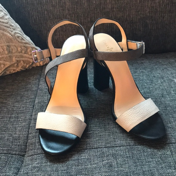 8fdc2fcd516 Cole Haan Blocked Sandal